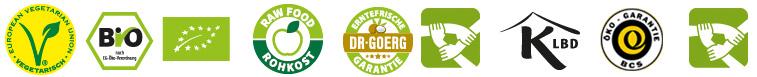 Certyfikaty Dr Goerg