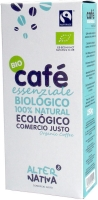 KAWA MIELONA ARABICA/ROBUSTA ESSENZIALE FAIR TRADE BIO 250 g - ALTERNATIVA